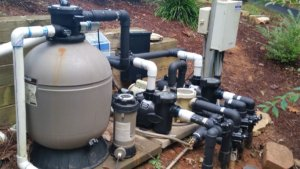 Pool & Equipment Repair