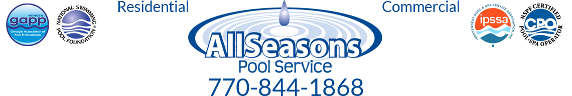 All Seasons Pool Service – Alpharetta, Milton, Cumming & Forsyth Logo