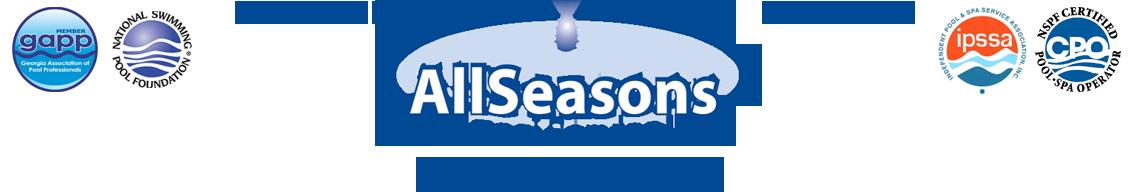 All Seasons Pool Service – Alpharetta, Milton, Cumming & Forsyth Logo